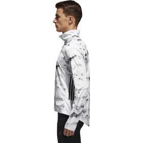 adidas Adizero Track Jacket Men Crystal White/Black
